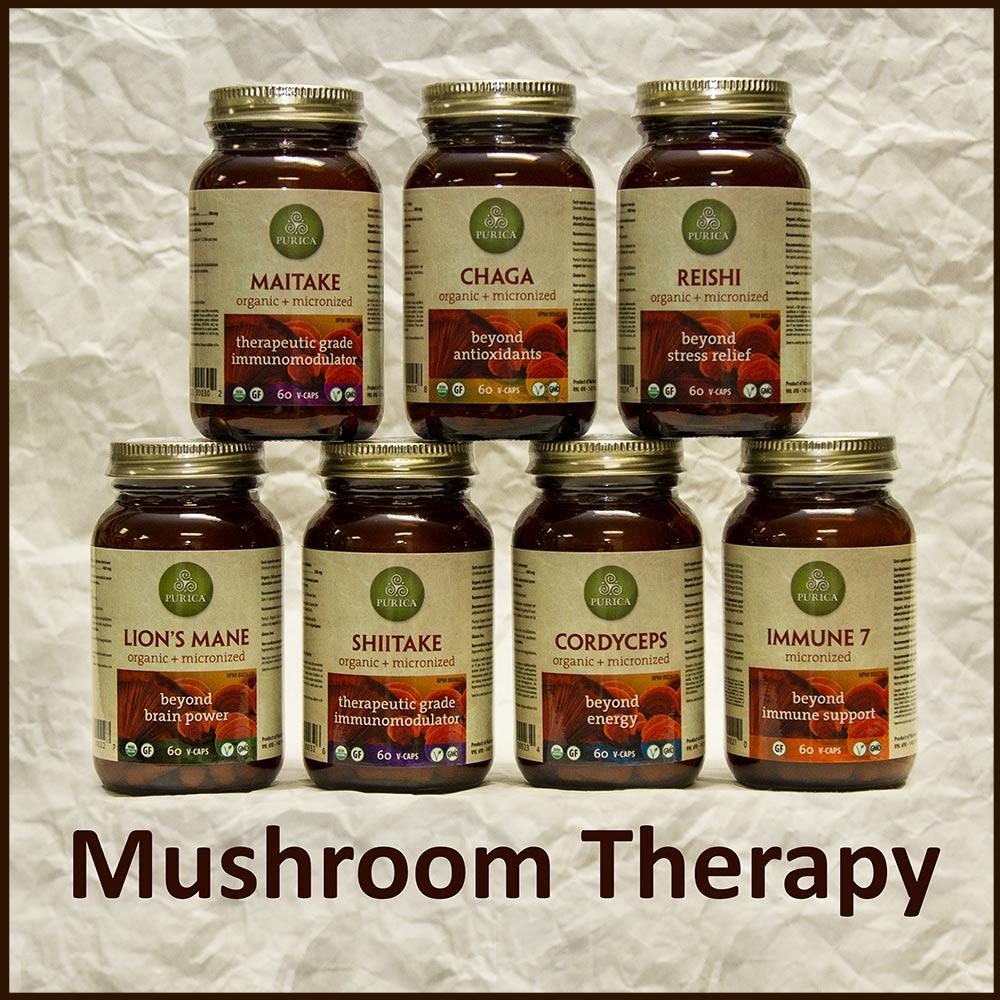 Mushroom Therapy