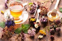 Herbs, Teas & Tinctures